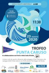 Nuoto in acque libere - Trofeo Punta Caruso 10° edizione 22 agosto